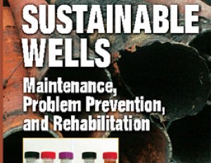 Ground Water Science Publications and Manuals - Sustainable Wells Cover