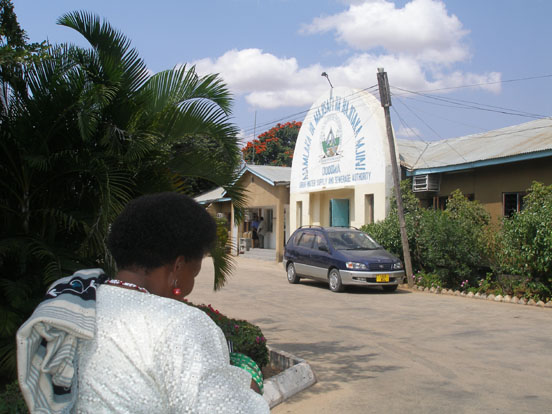 Water Ministry Office Dodoma