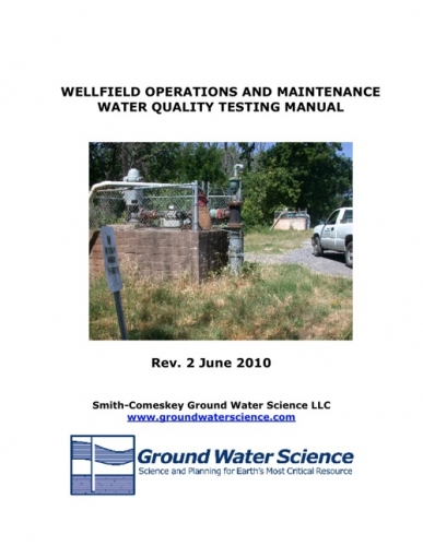 Wellfield Operations & Maintenance Water Quality Testing Manual