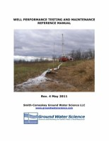 Well Performance Testing and Maintenance Reference Manual Print